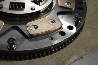 Clutch and Gearbox Repairs